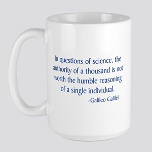 Galileo 2 Large Mug