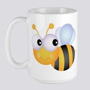 Cute Bee Large Mug