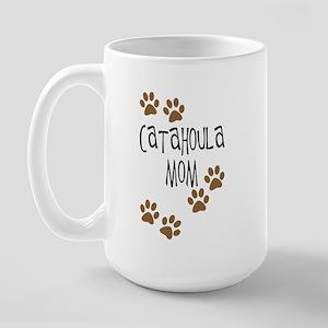 Catahoula Mom Large Mug