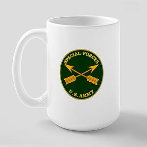 Special Forces Branch Plaque Large Mug