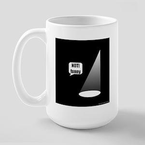 Not Funny Large Mug