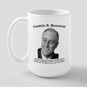 FDR: Kindness Large Mug