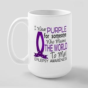 Means World To Me 1 Epilepsy Shirts Large Mug