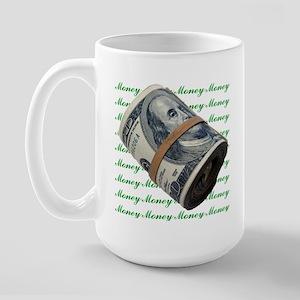 I am Financially Free! Large Mug