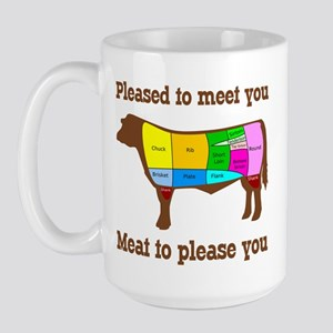 Meat to Please You Beef Stew Mug