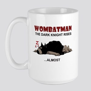 Wombatman Mugs