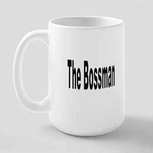 the bossman Mugs