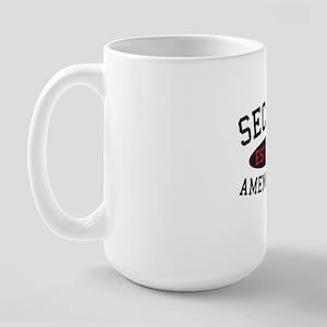 Second Amendment, Est. 1791 Large Mug