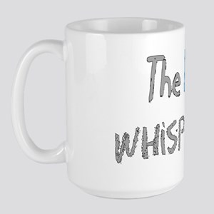 The eye whisperer Large Mug