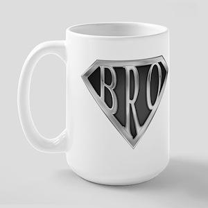 SuperBro-Metal Large Mug