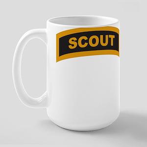 Scout Tab Large Mug