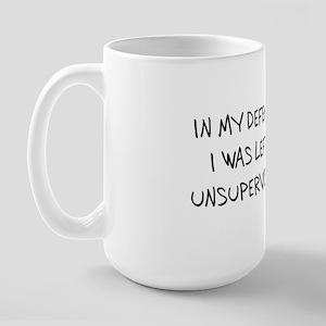 UNSUPERVISED Large Mug
