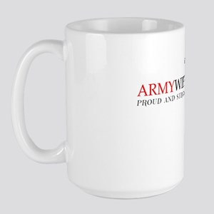 Proud and Strong Large Mug