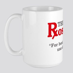 The Holy Rosary Large Mug