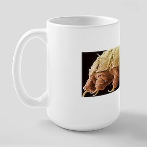Water bear, SEM Large Mug