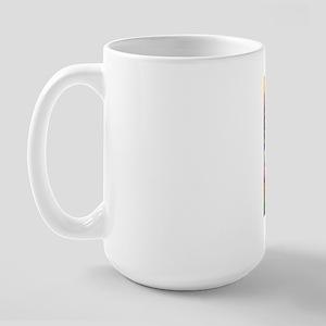 With us always Large Mug
