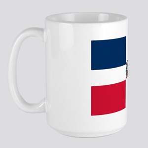 Dominican Republic Large Mug