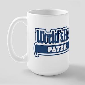 WB Dad [Latin] Large Mug