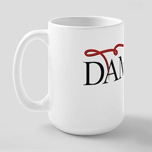 Damons Girl Large Mug