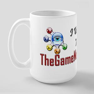 Game Monsters Large Mug