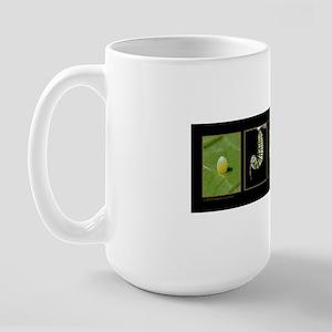 2-metamorph bumper Large Mug