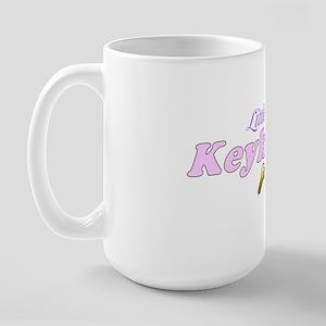 keyholder Large Mug