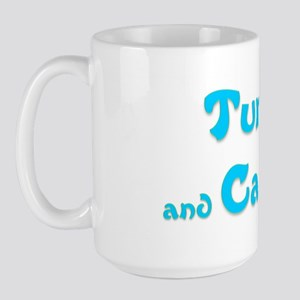Turks and Caicos Large Mug