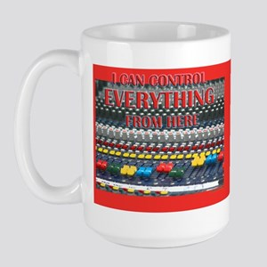 Audio Control Large Mug