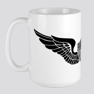 Aviator Large Mug