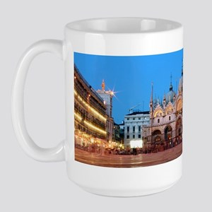 St. Mark's Square Large Mug