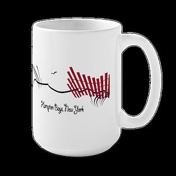 Hampton Bays Coffee Mug