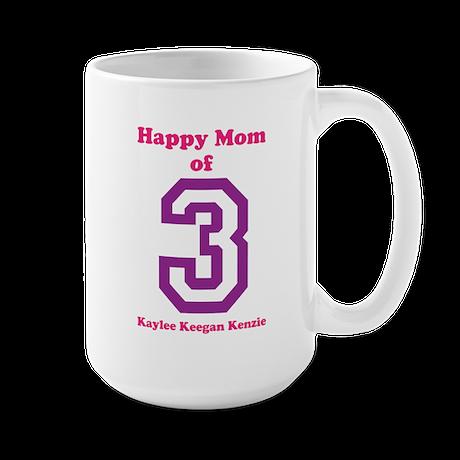 Personalized Mother Large Mug