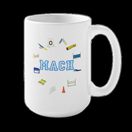 Agility MACH Large Mug