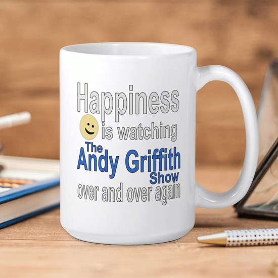Happiness Is Watching Andy Griffith