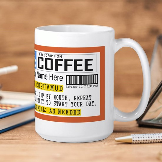 Personalize Prescription Coffee