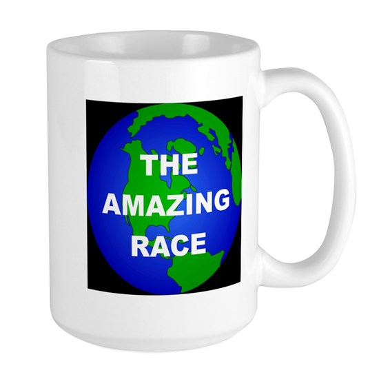 The Amazing Race Globe