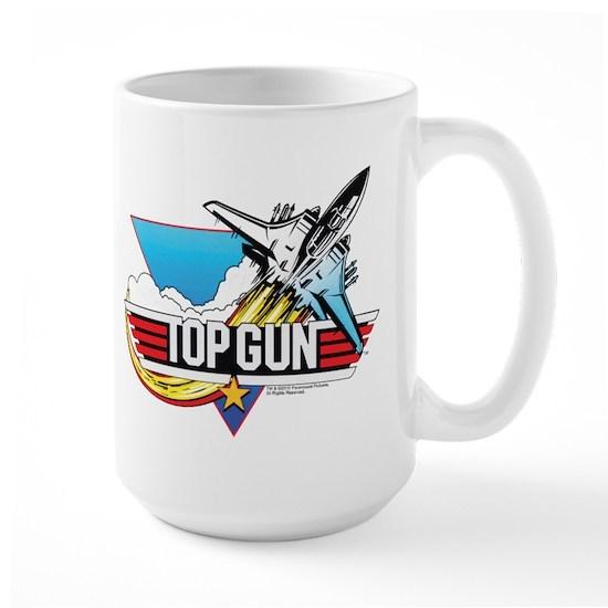 Top Gun F-14A Tomcat fighter jet mug
