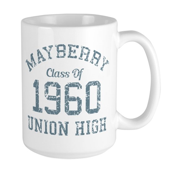 Mayberry High Class Of 1960