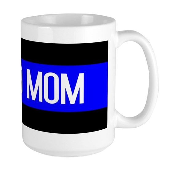 Police: Proud Mom (Thin Blue Line)