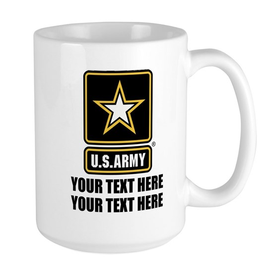 CUSTOM TEXT U.S. Army