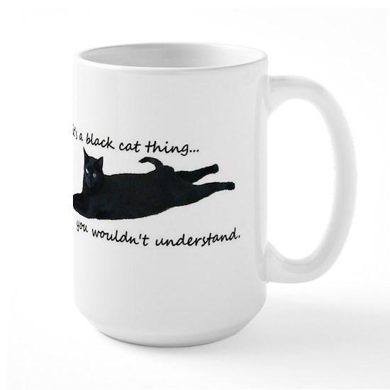 black cat thing