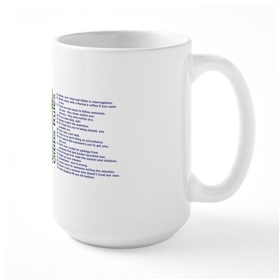 List of Gibbs Rules Blue/Green