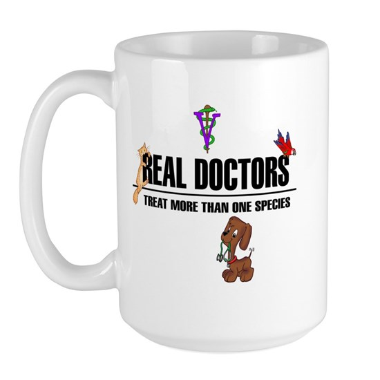 real doctors black text