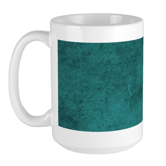 Distressed Teal Blue Green