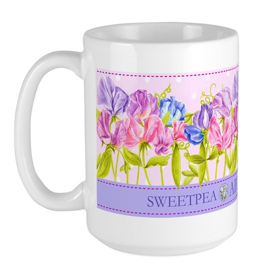 BirthFlowerAprMugSml