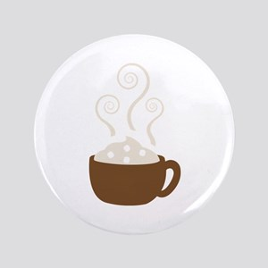 "Hot Chocolate 3.5"" Button"