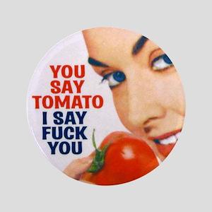 a09fdf021 Tomato Buttons - CafePress
