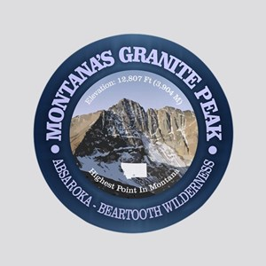 "Granite Peak 3.5"" Button"