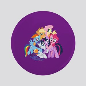 MLP Friends Button