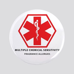 Multiple Chemical Sensitivity-MCS 3.5&Quot; Button